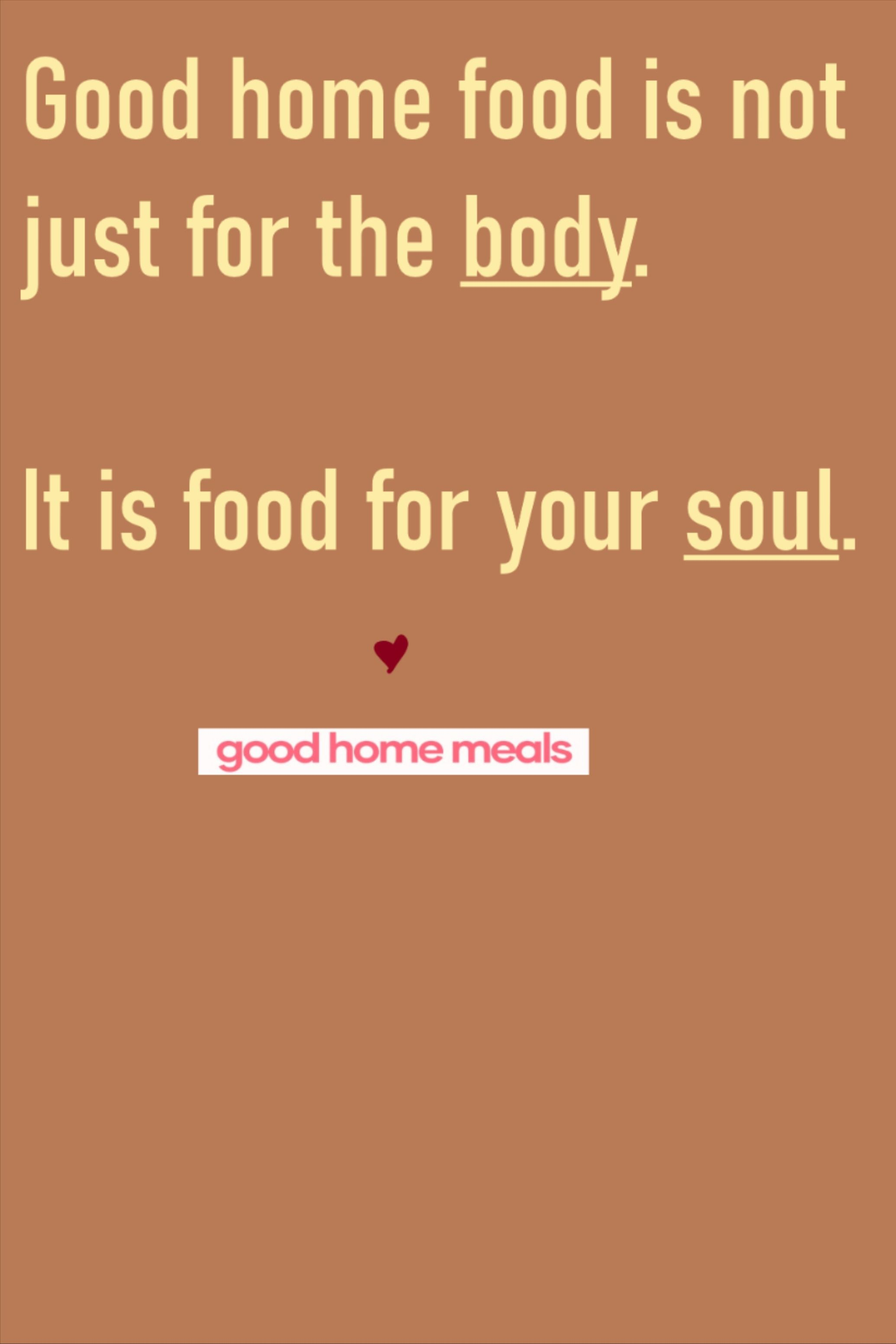 Home Food Delivered Home Food Home Meals Cooking Quotes