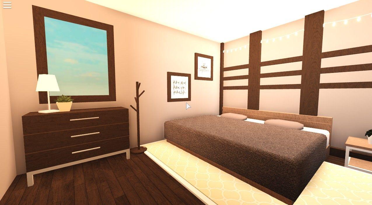 Traditional Bedroom Ideas Bloxburg Decoomo