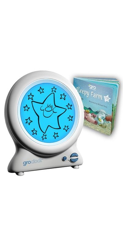 The Gro Company Gro-Clock Sleep Trainer With Free Story Book