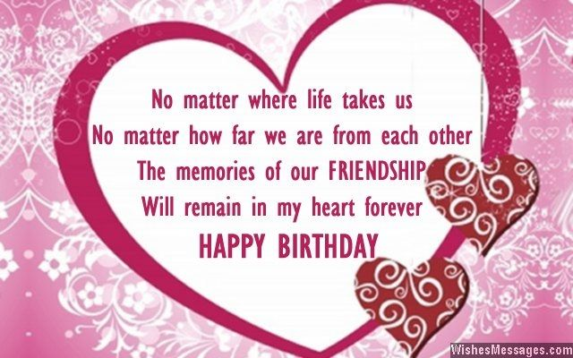 Birthday Wishes For Best Friend Female Quotes Impressive Birthday Messages For Best Friend Female Saferbrowser Yahoo Image