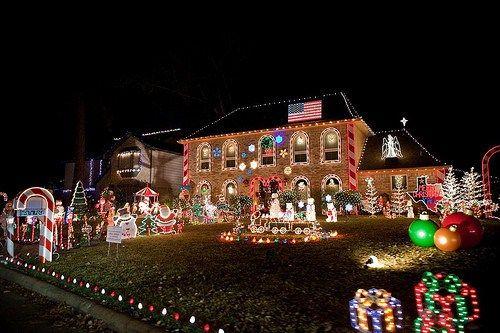 christmas lights prestonwood forest in houston tx - Prestonwood Forest Christmas Lights