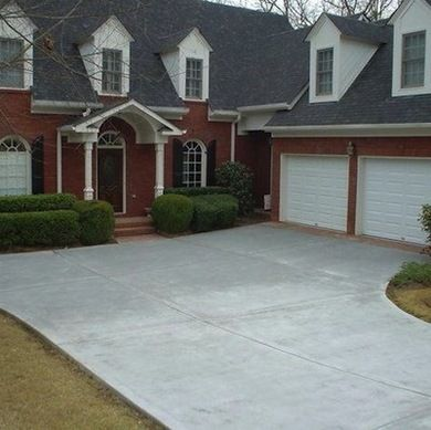 9 Popular Driveway Options To Welcome You Home Yard Concrete