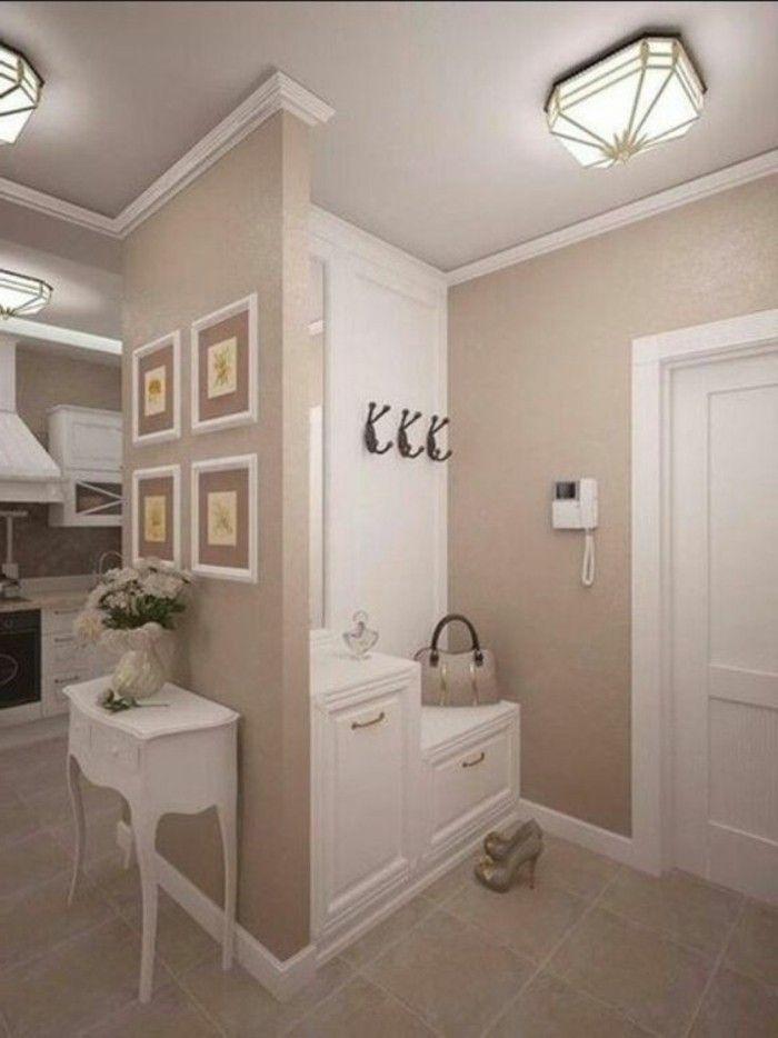 Décorer un couloir - plus de 70 idées en photos pour vous!
