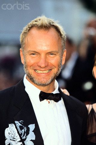 Singer Sting