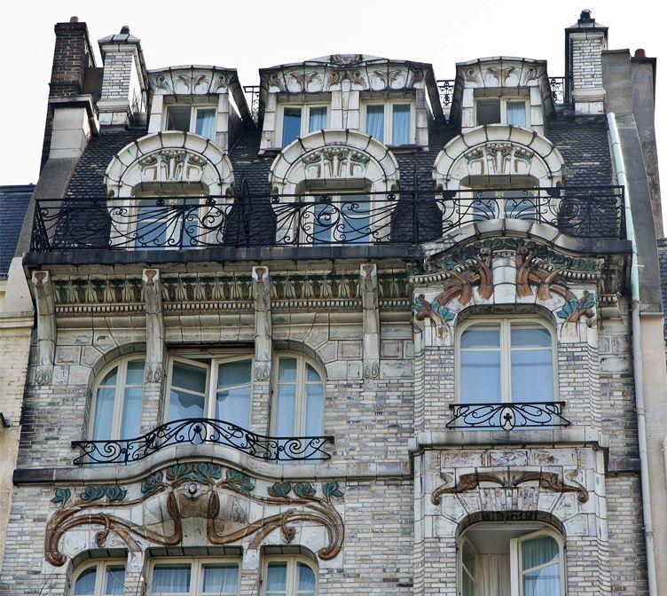 Art Deco Paris Apartment: Architecture & Design In 2019