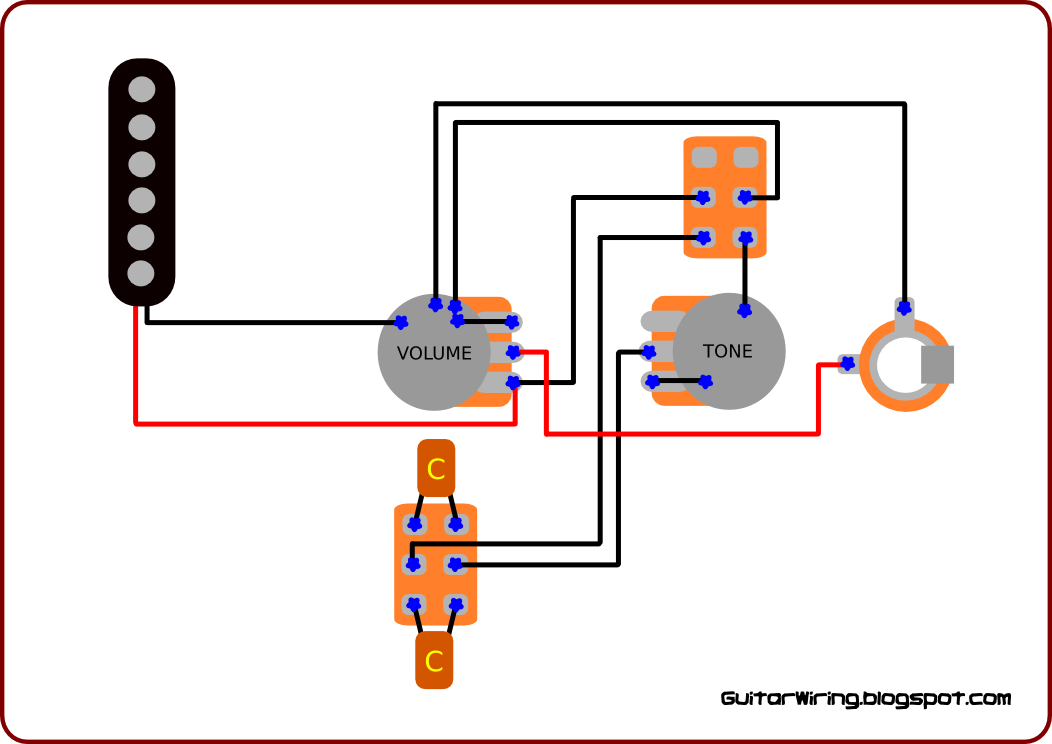 The Guitar Wiring Blog diagrams and tips Having a Lot from Only