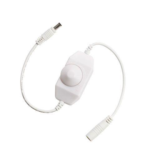 Kichler 10198wh White LED Tape Inch Line Dimmer 10198wh ...