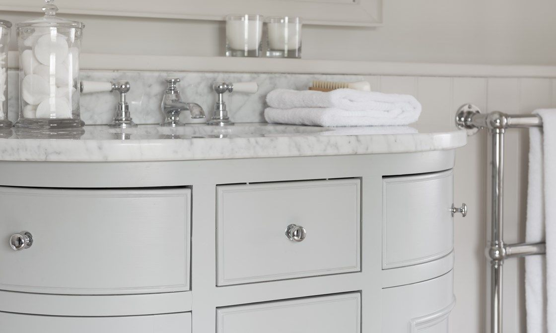 Chichester Curved Washstand Bathroom Ideas