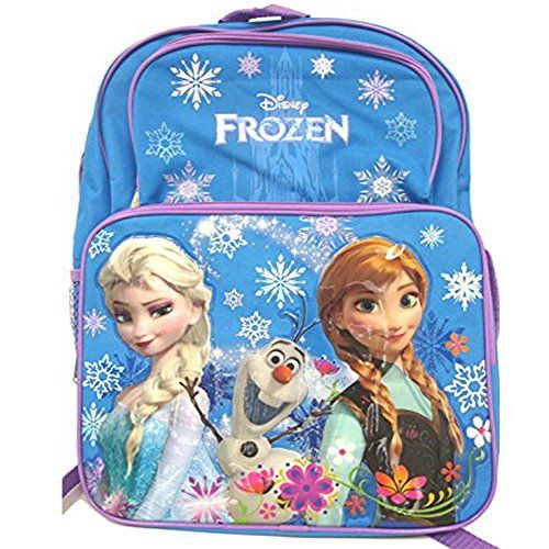 4692e90a56f4 Back To School With Disney Frozen Backpacks & School Supplies | Fun ...
