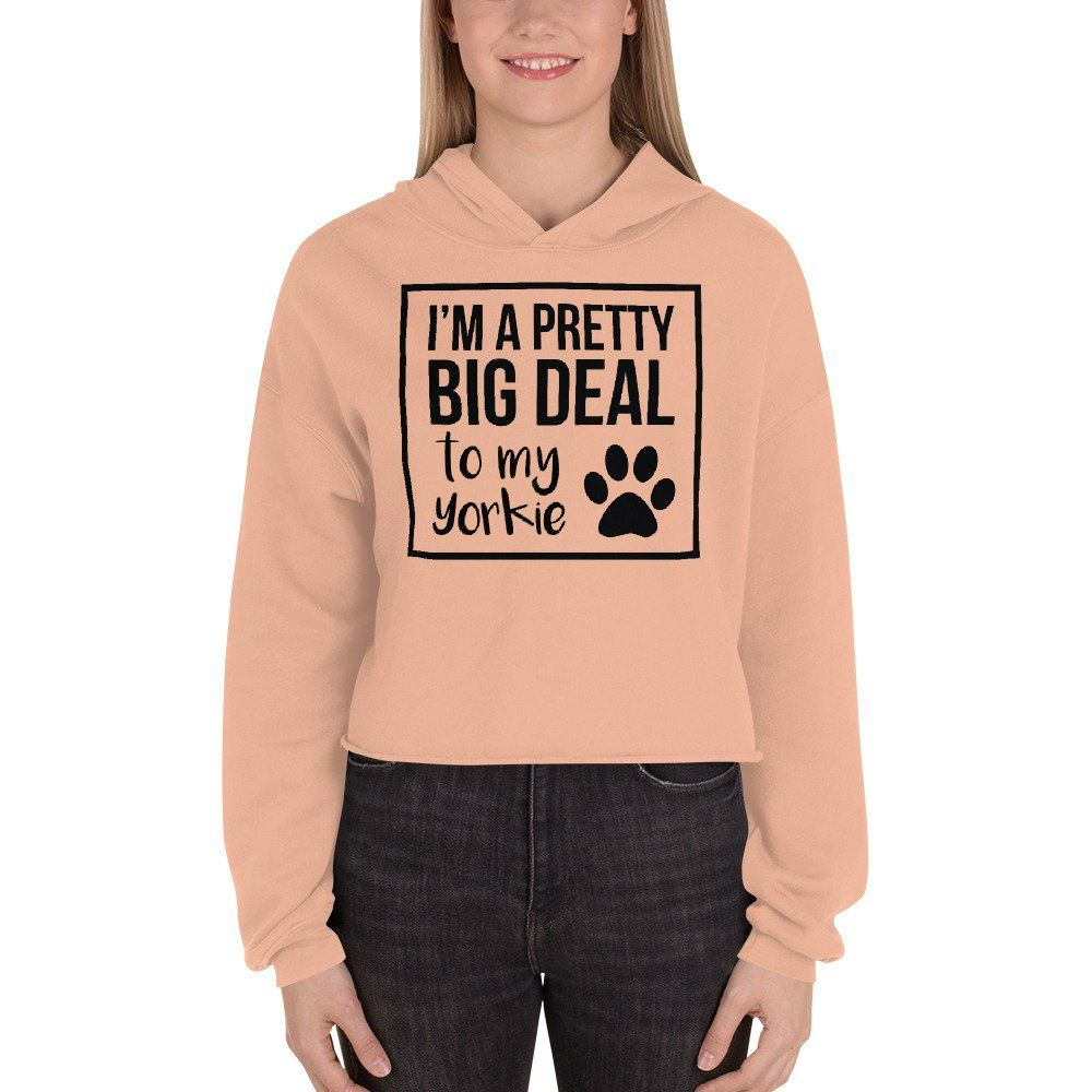 LoffCreations Yorkie Yorkshire Terrier Dog Sweatshirt