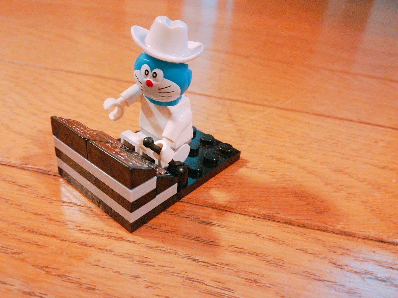 レゴドラえもん おもちゃ おまけ レゴ
