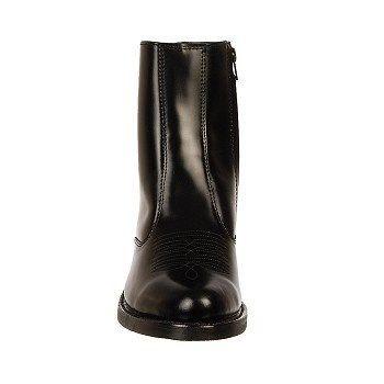 men's long haul boot  boots black boots rubber rain boots