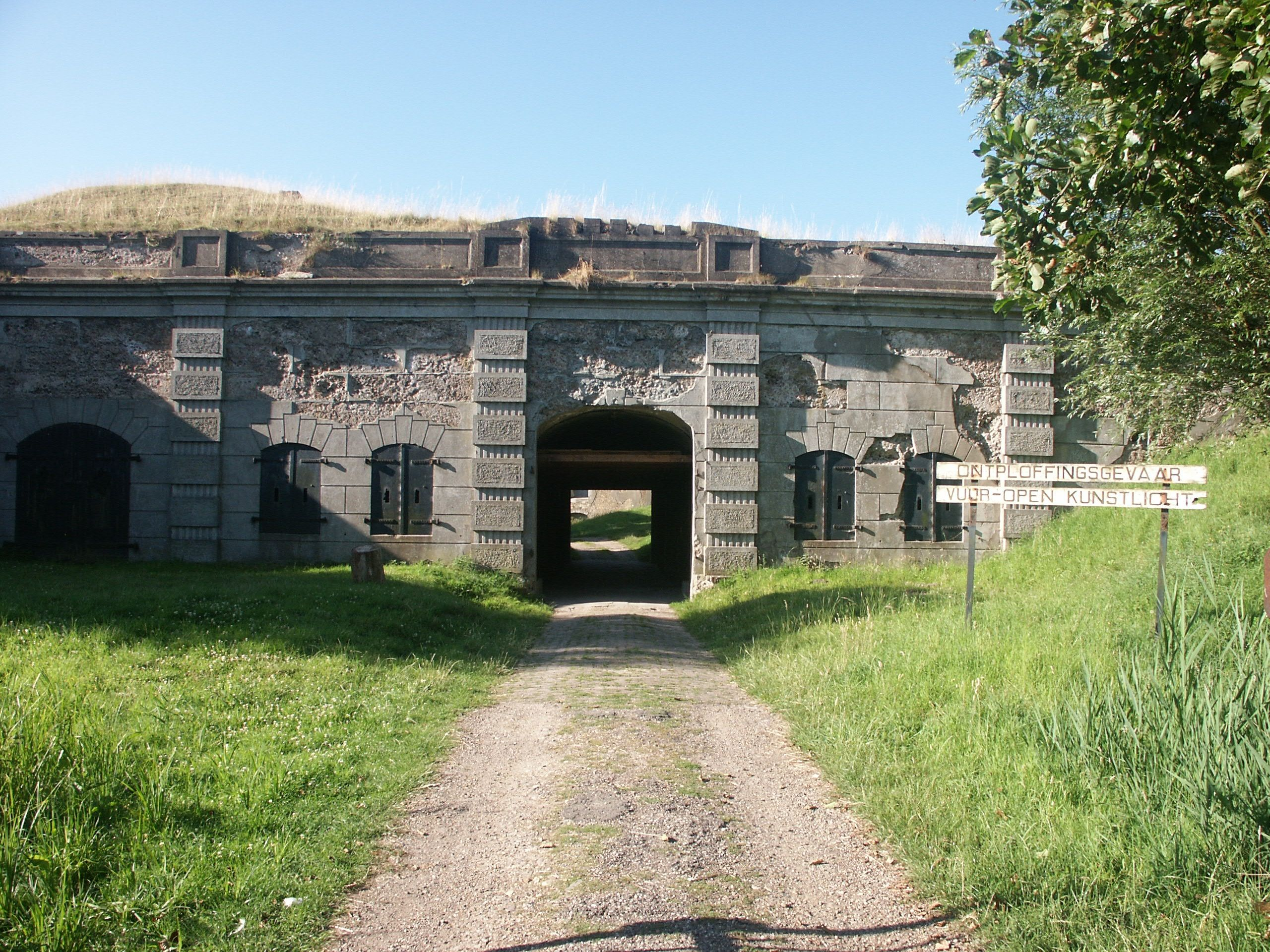 Willemstad (Noord-Brabant) - Fort Sabina