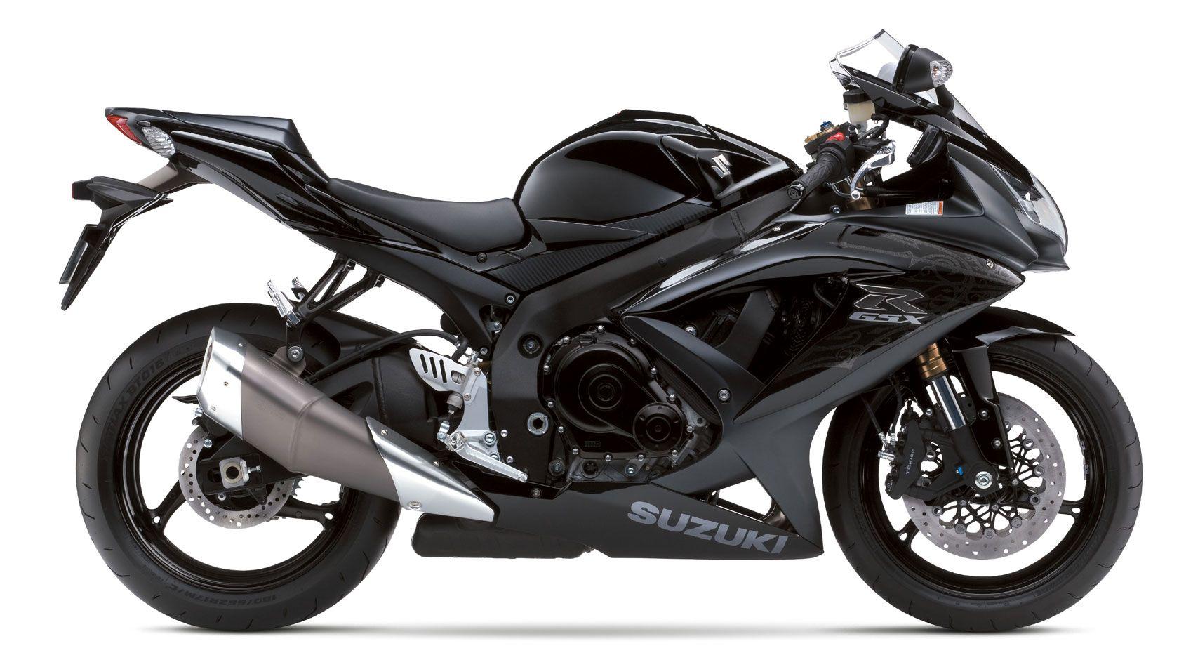 2009 suzuki gsx r600 motorcycle