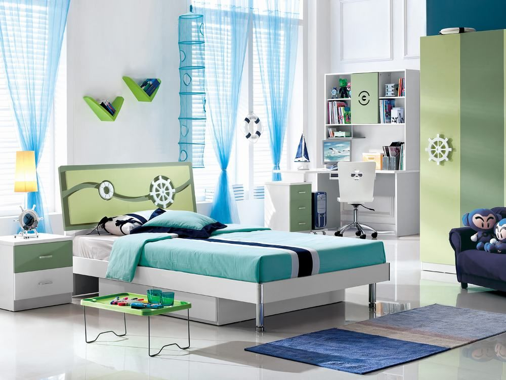 Kids Bedroom Furniture Ideas With Nice Modern Style DecoraThink Home And
