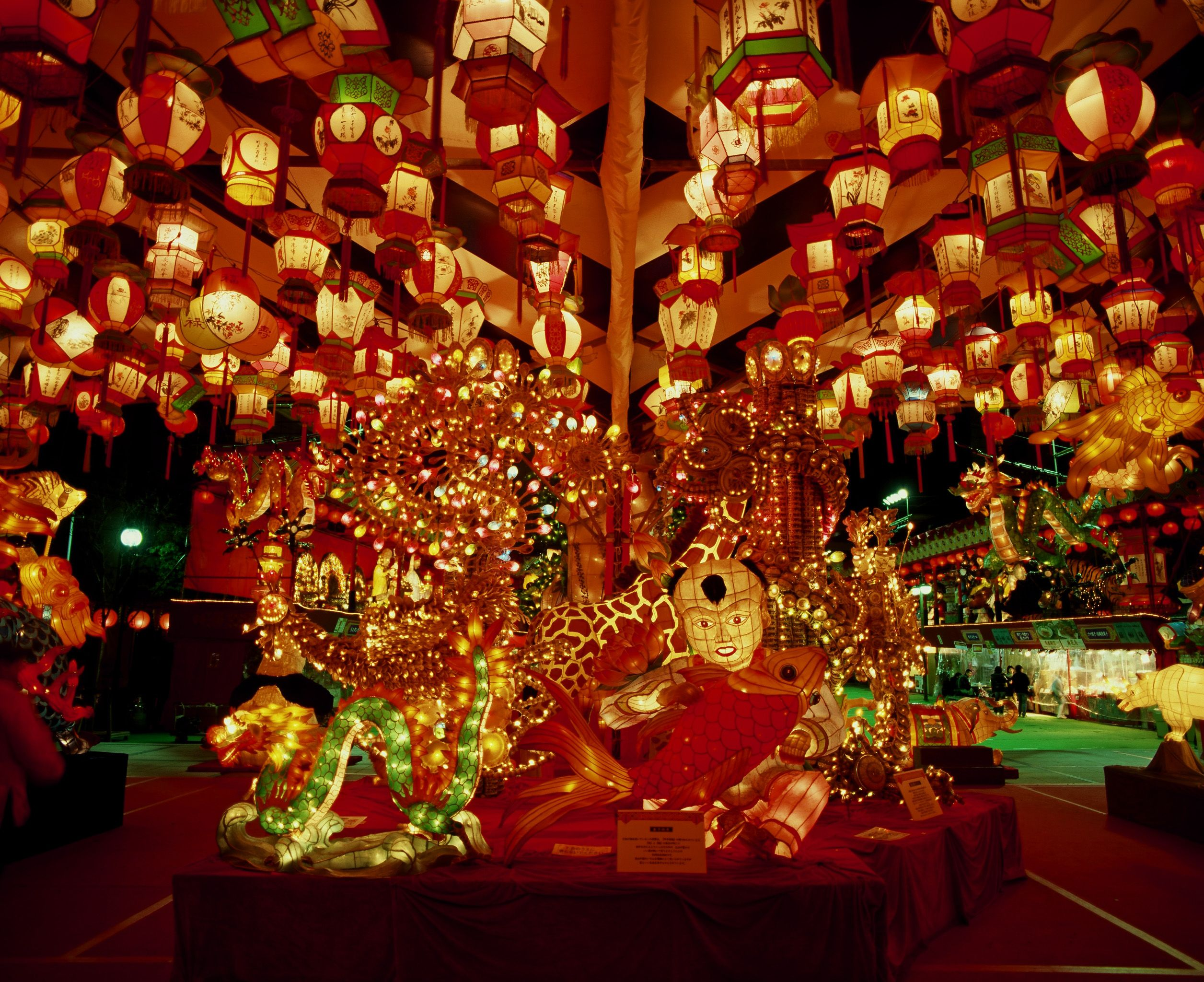 japanese festival lanterns | Just because I like it ...