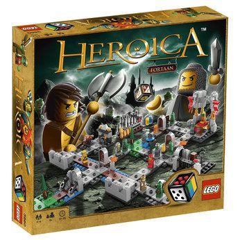 Lego Games Heroica Castle (3860)