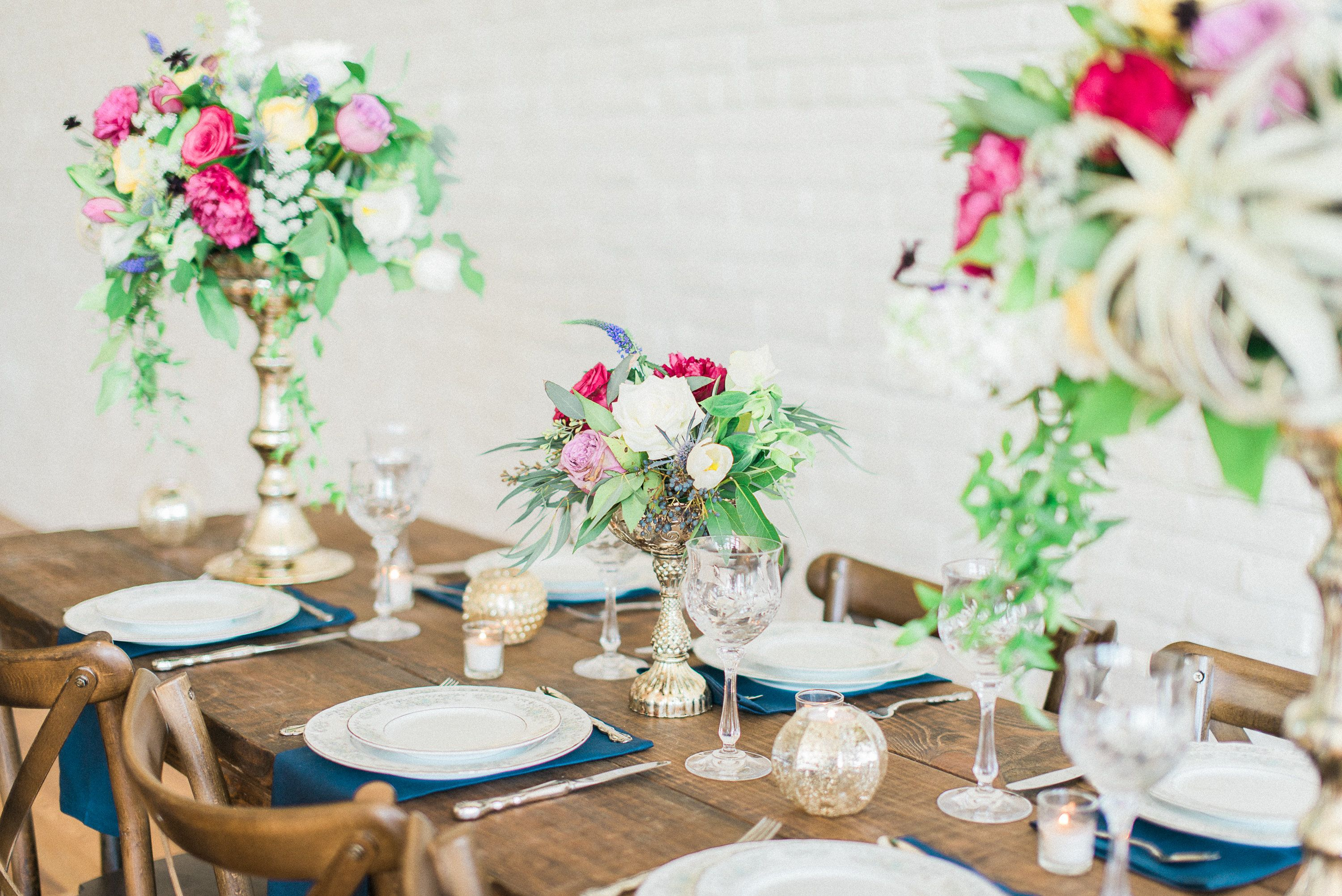 Gold Plates And Silver Flatware Vintage And Modern Event Rentals For Weddings And Corporate Events Event Rental Corporate Events Modern Furnishings