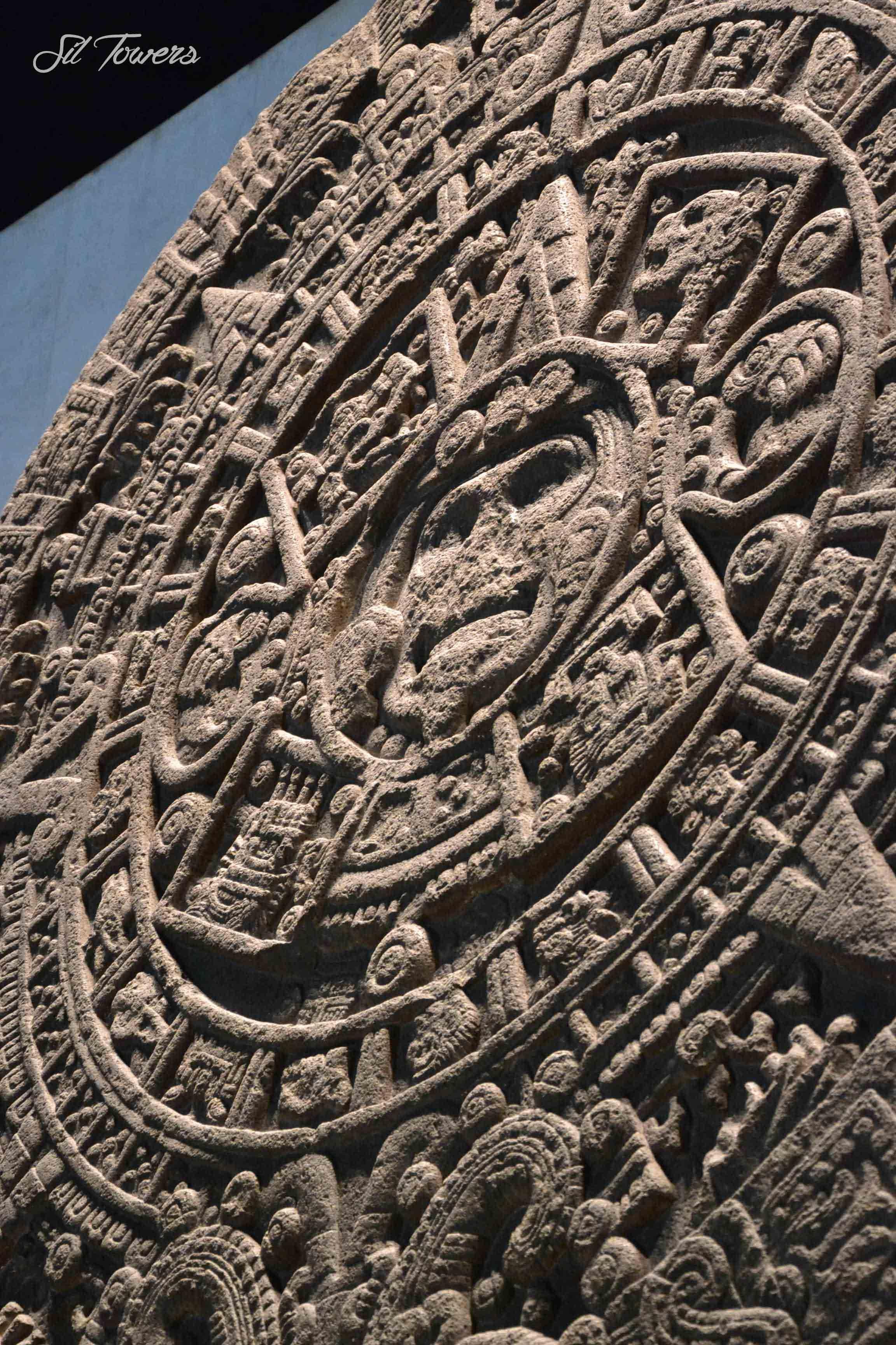 Museo Nacional de Antropología - México DF