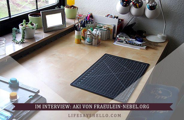 [Im Interview] Aki von fraeulein-nebel.org » LifeSaysHello.com