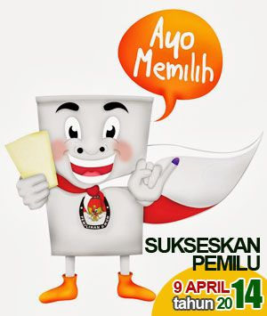 Please everyone vote. It is for Indonesia future. :)