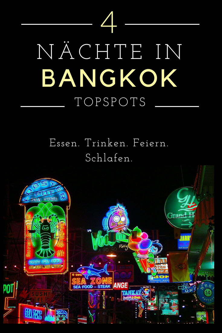 Vier Nachte In Bangkok Heiko S Reisetipp Lslb Magazin Thailand Reise Tipps Bangkok Bangkok Tipps