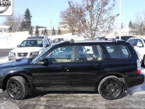 Don't let winter driving get the best of you.  Get good mpg with this 2006 Subaru Forester at Kline Nissan in Maplewood, MN.