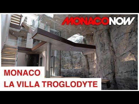 VILLA TROGLODYTE À MONACO UNE PERFORMANCE ÉCOLOGIQUE