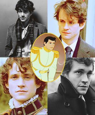 Hugh Dancy as Prince Charming of Cinderella