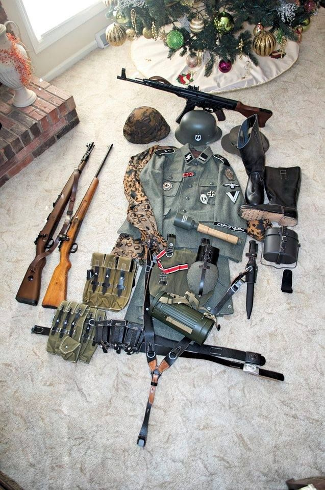 Facebook / Soldaten uniform / Weihnachtsgeschenk | SS-Legion ...