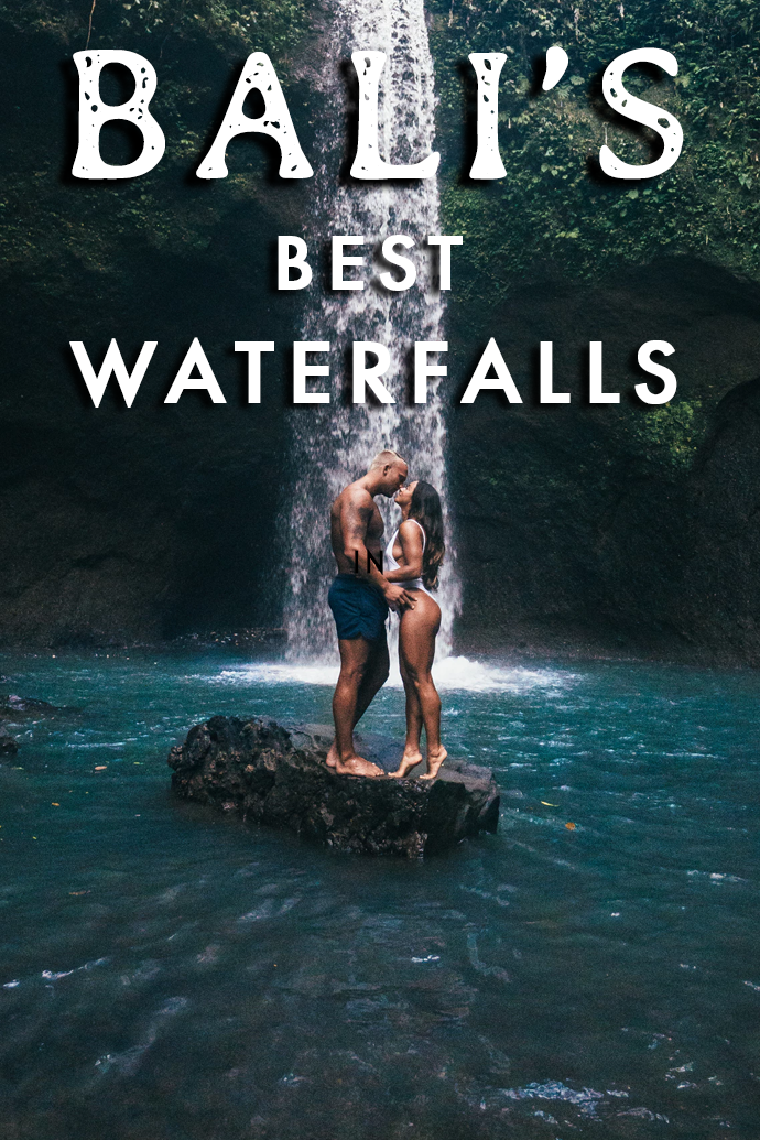 Bali is home to some of the most stunning waterfalls. Here are my eight favourite waterfalls in #Bali!