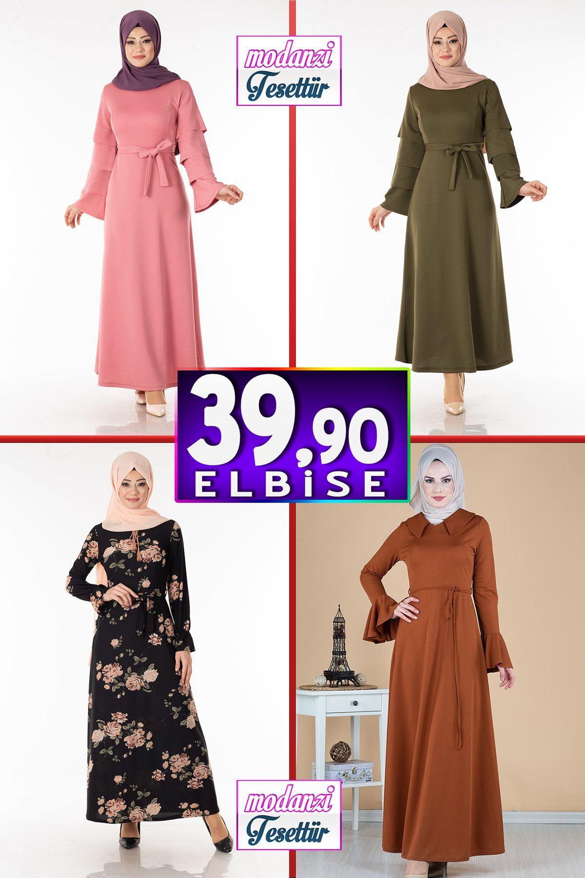 Tesettur Pazari 39 90 Tl Elbise Modelleri 4 Kampanya Indirim Tesettur Elbise Modelleri 2020 Elbise Elbise Modelleri Kasmir