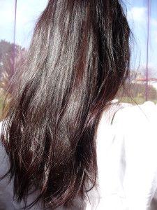 Henn capelli castani avete capelli castano scuri con - Bagno di colore copre i capelli bianchi ...