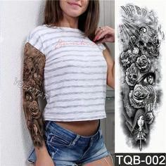 full arm sleeve tattoo designs #Mandalatattoo