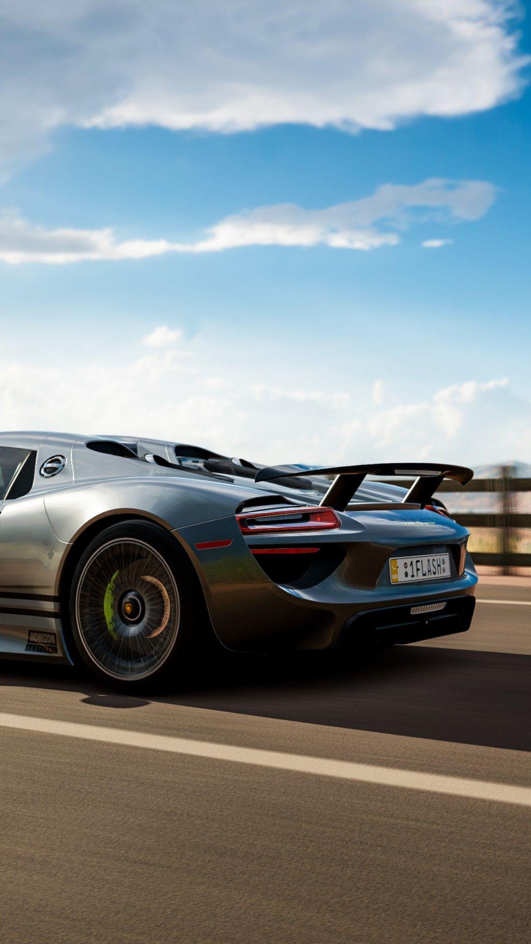 Forza Horizon 3 Porsche 918 Spyder Forza Horizon 3 Porsche 918 Forza
