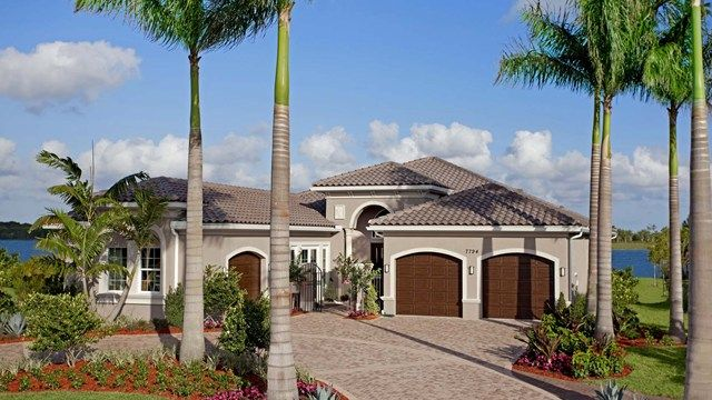 Home Of The Week Magnolia Plan In The Preserve At Bay Hill Estates West Palm Beach Fl By Gl Homes South Florida Real Estate Florida Real Estate West Palm Beach