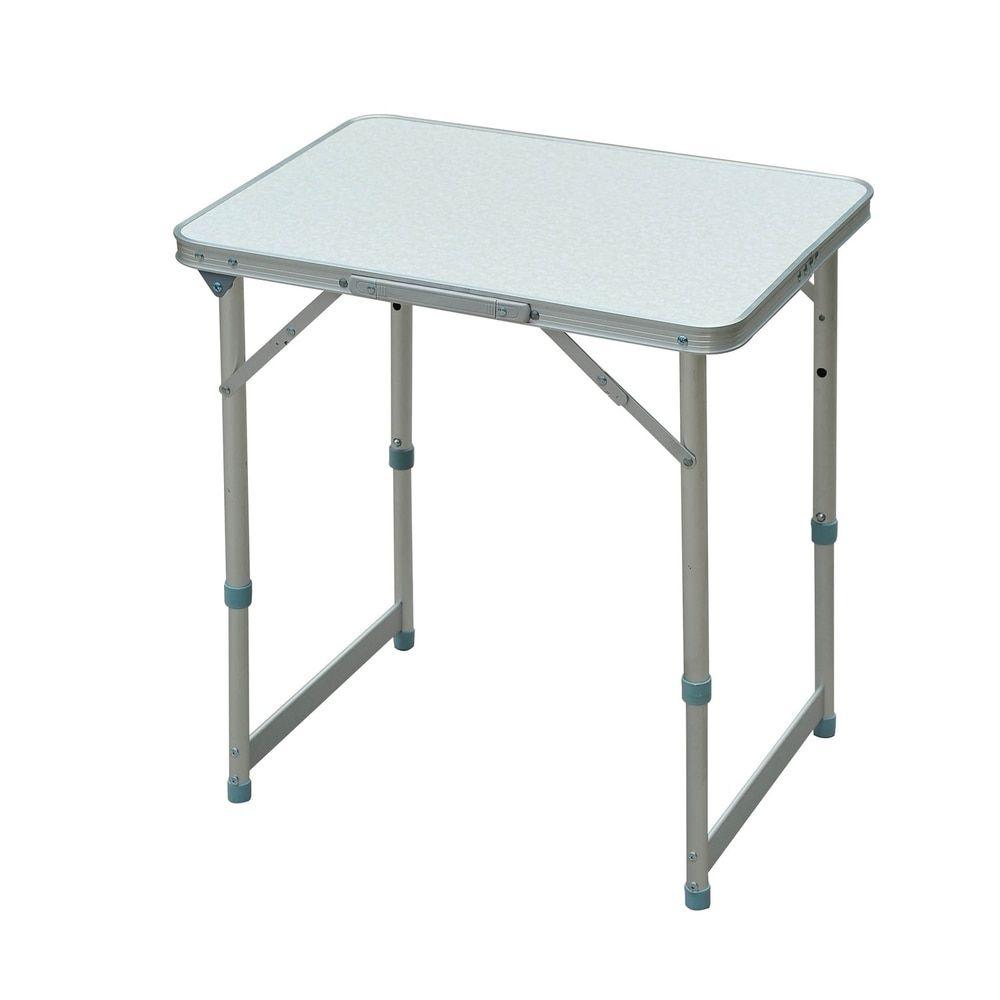 Outsunny Garden Outdoor Camping Aluminium Table Portable Folding Picnic Table