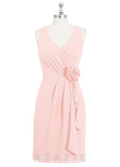 AZAZIE ERIN pearl pink $99
