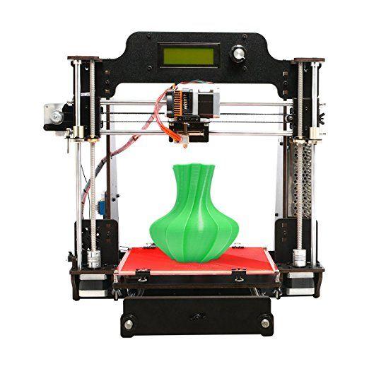 Geeetech 3D Drucker, Wooden (Holz) Prusa I3 Pro W