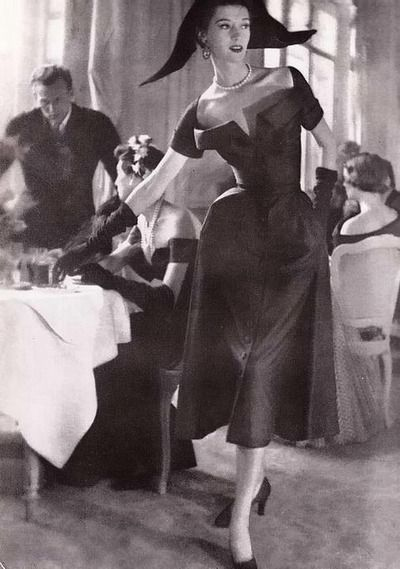 Dior #1940 #forties #couture