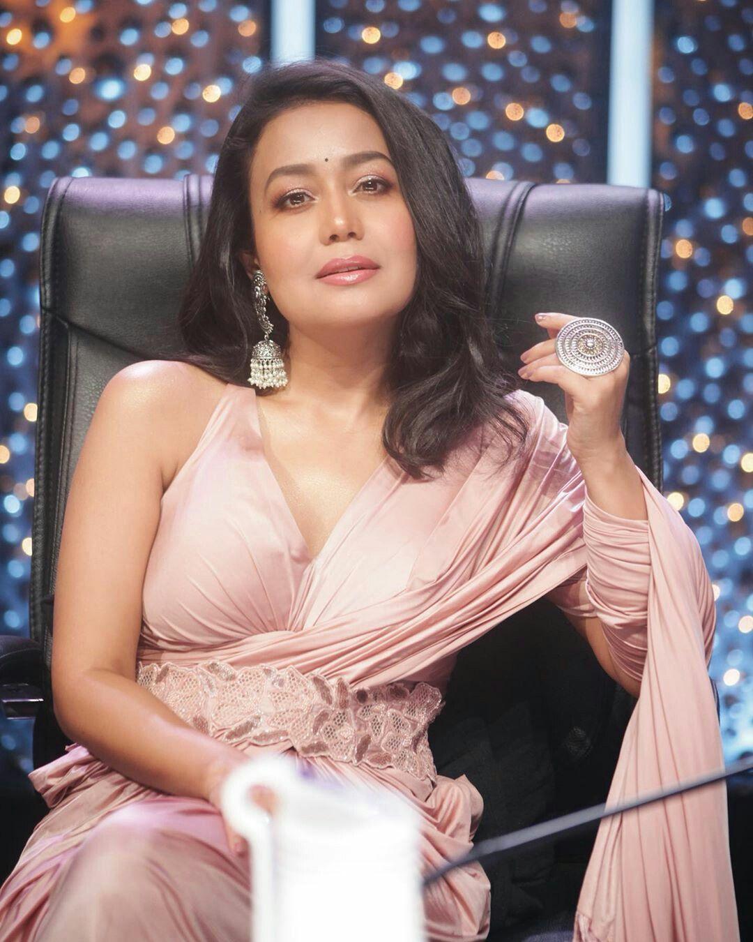 Pin by Kiran Verma on nehakakkar in 2020 Neha kakkar