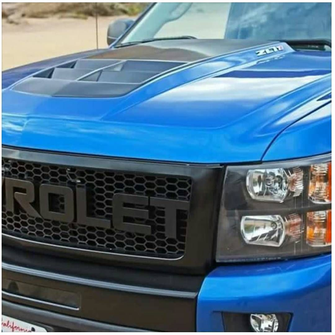 Zl1 Hood Fits 07 13 Silverado Check Out Rksport For More