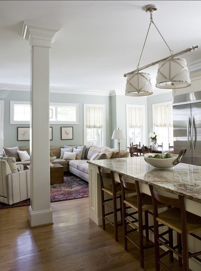 Benjamin Moore 39 S Tranquility Af 490 Click On Image To Learn More About This Color Christy The