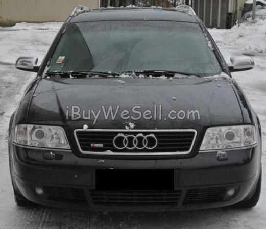 Audi A6 2,4 Avant Quattro