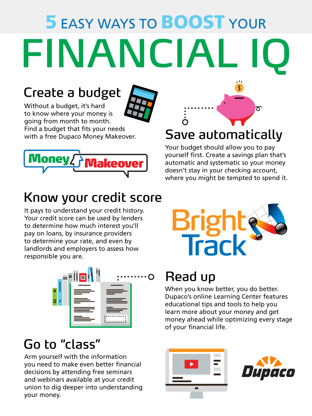 Boost Your Financial Iq