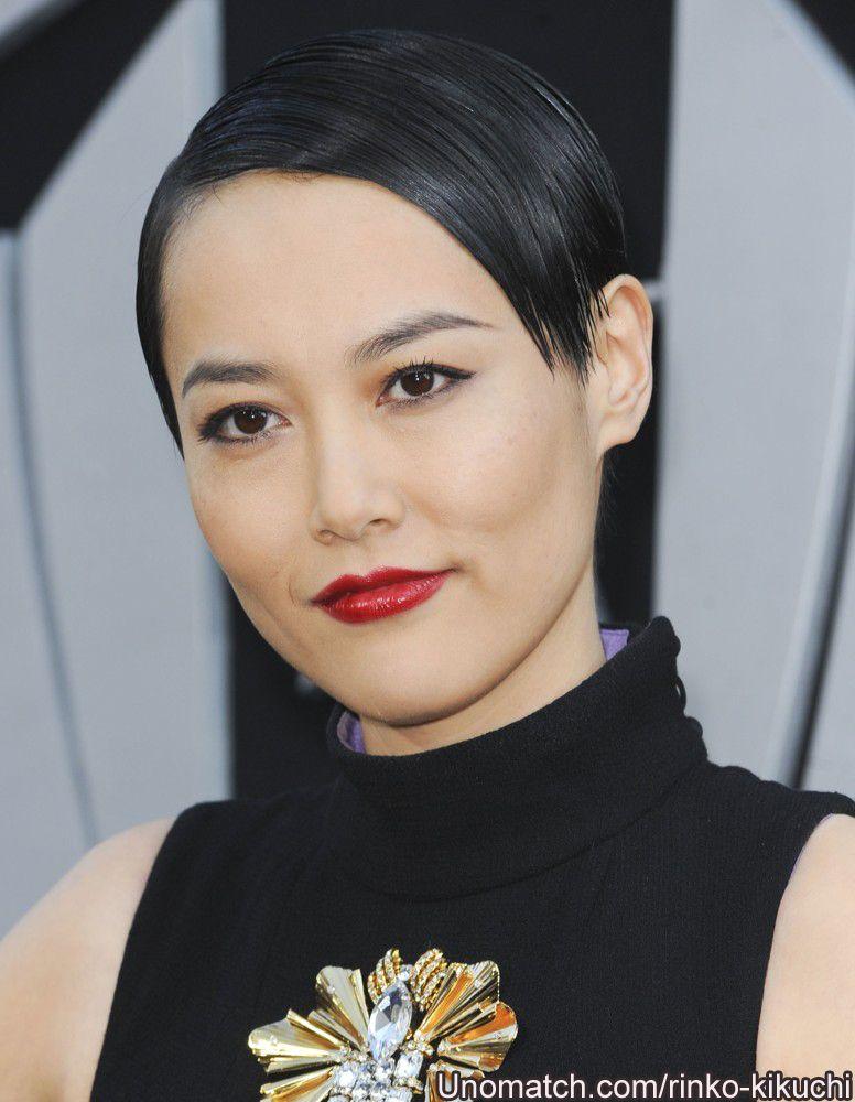 In praise of Japan actress Rinko Kikuchi   Curtis Narimatsu