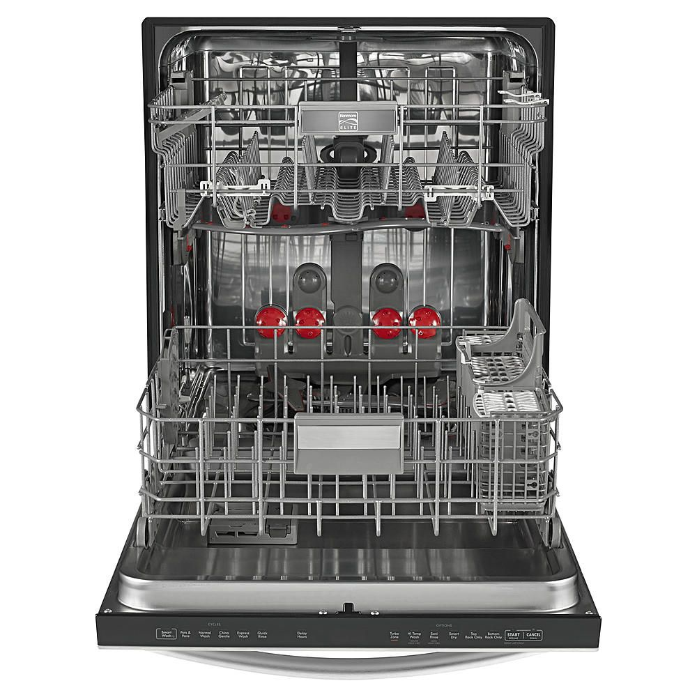 "Kenmore Elite 24"" Built-In Dishwasher"