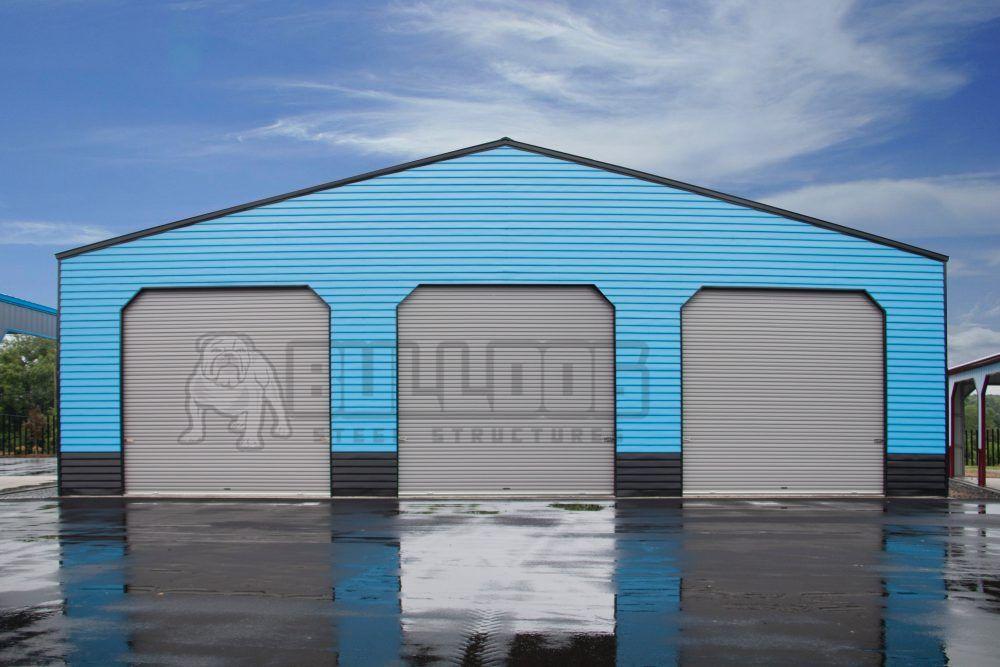 Regular Garages Archives Bulldog Steel Structures Inc Carport Garage Carport Metal Carports