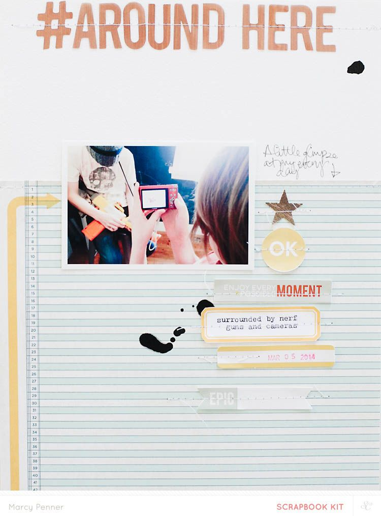 #aroundhere *main only* layout by marcypenner at @Studio_Calico