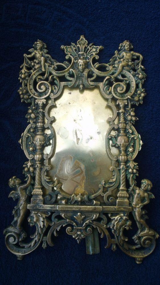 Bilderrahmen Bronze Messing um 1870 1880 | ПОХОЖИЕ - SIMILAR ITEMS ...